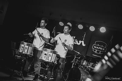 Beats Beasts na Caban Drummer Fest 2018