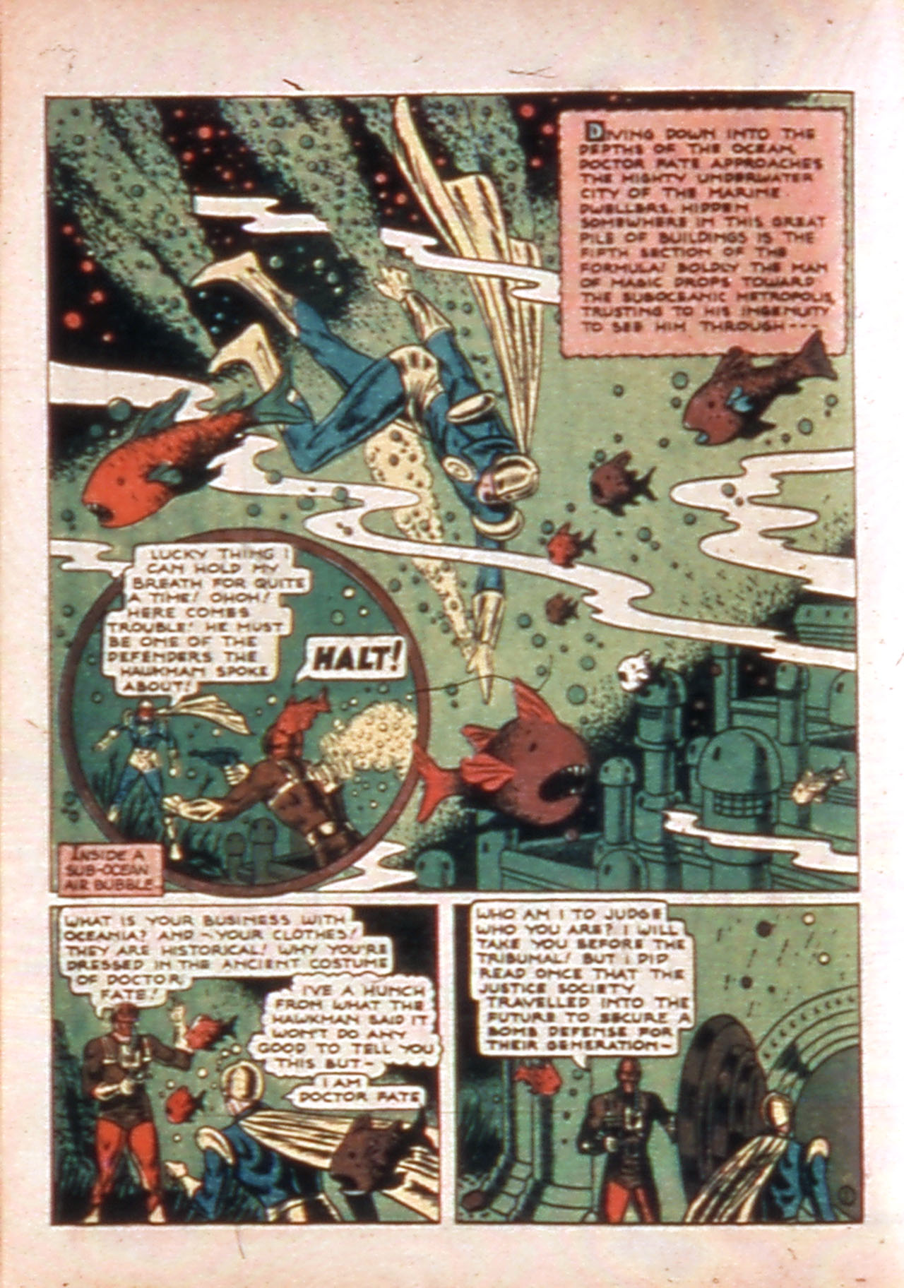 All-Star Comics (1940) issue 10 - Page 35