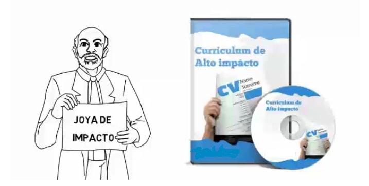 El curriculum de alto impacto