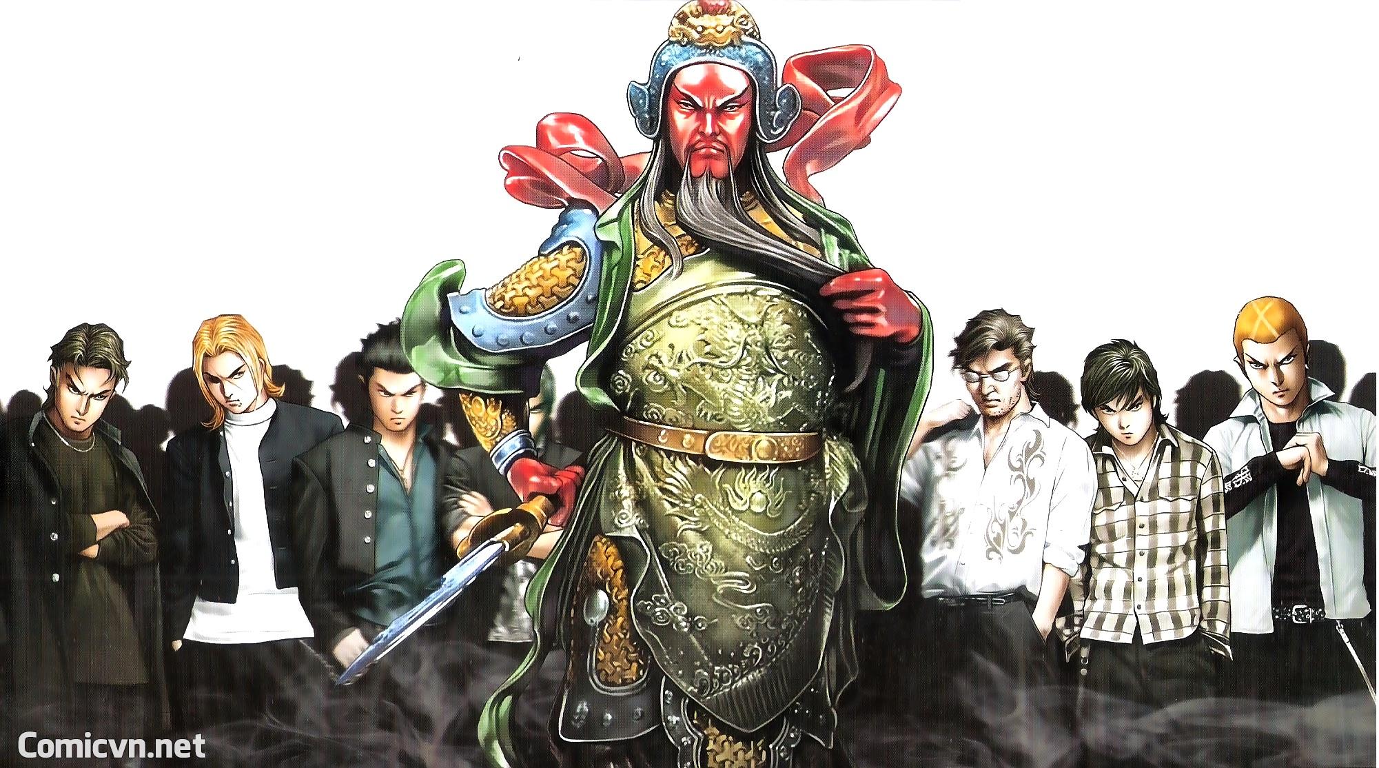 Người Trong Giang Hồ RAW Chương 1753 - NhoTruyen.Net