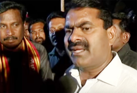 500 and 1000 Notes Banned In India – Its A Big Comedy – Naam Tamilar Seeman On Modi
