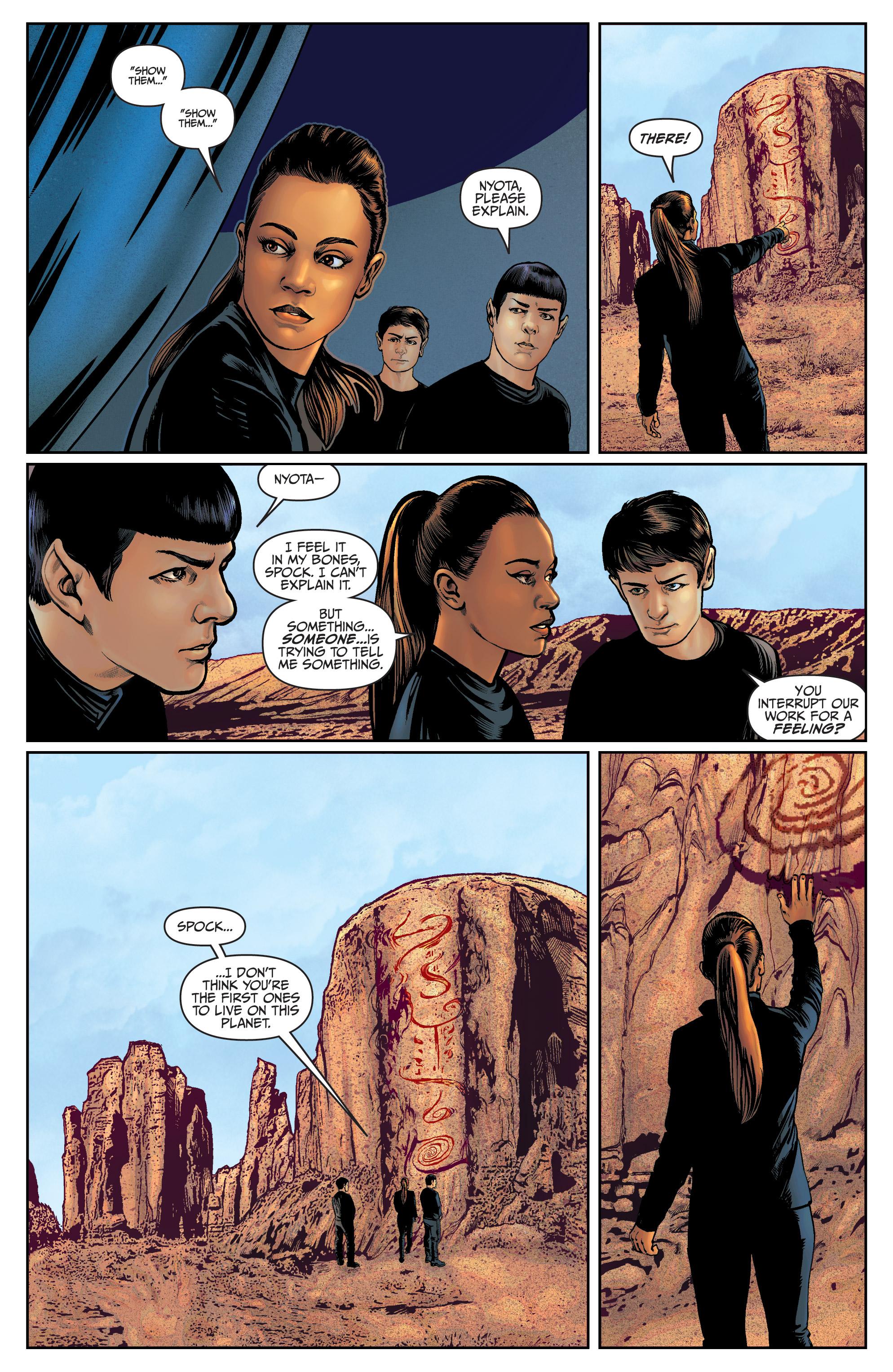 Read online Star Trek: Boldly Go comic -  Issue #9 - 18