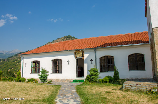 St. George monastery - Velushina village, Bitola municipality, Macedonia