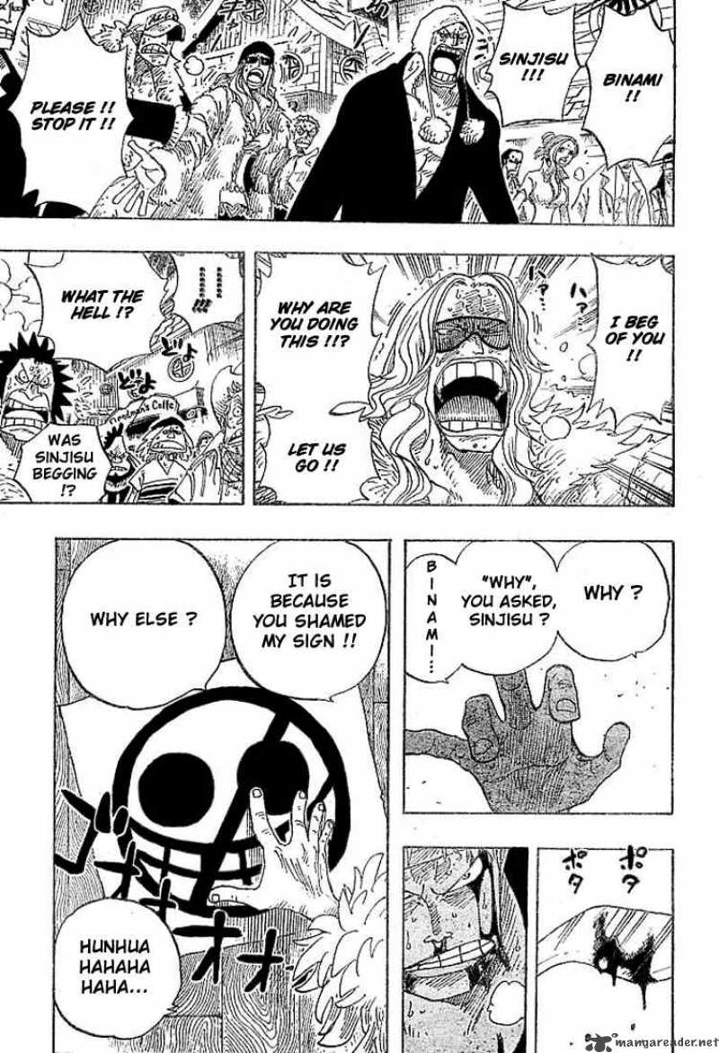 One Piece Ch 303