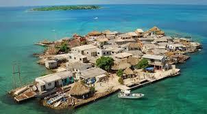 Inilah 5 Pulau Terkecil Di Dunia Yang Padat Penduduk