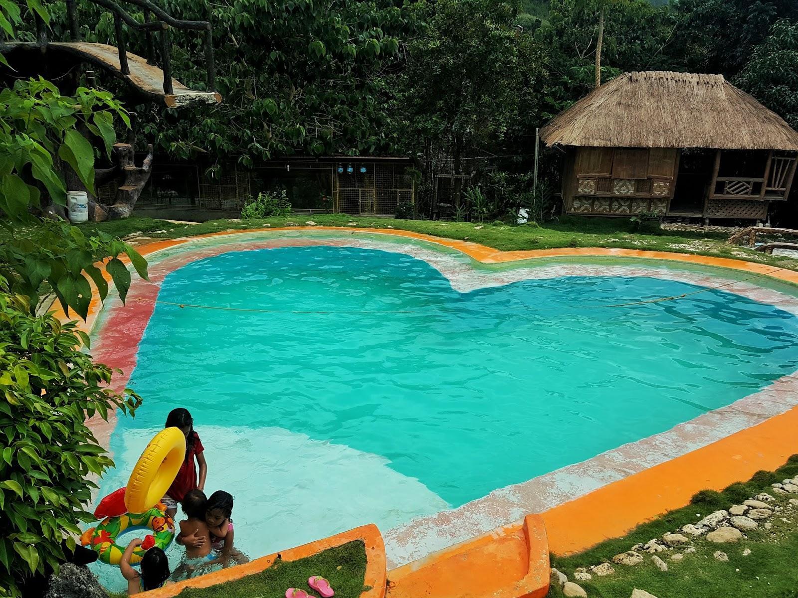 Good 7 Feet Heart Shaped Pool At Coal Mountain Resort   Argao, Cebu Awesome Design