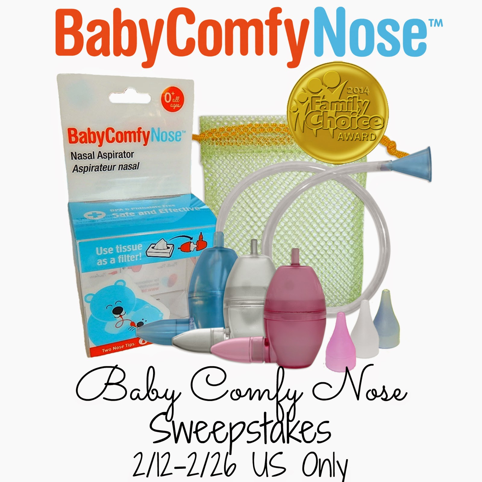 Chaleur Baby Comfy Nose Review And Sweepstakes 2 26