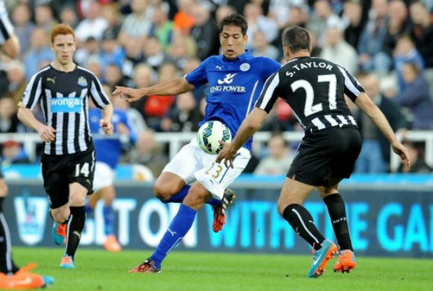 Leicester City vs Newcastle United