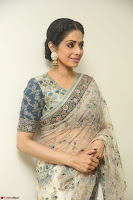 Sri Devi in designer saree stunning beauty at the launch of MOM movie Trailer~  Exclusive 154.JPG