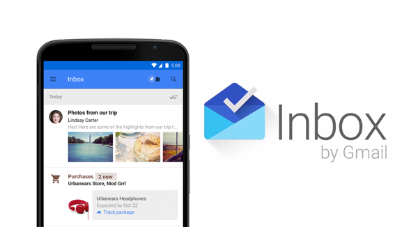 Google Unveils Inbox App for Heavy Gmail Users 2