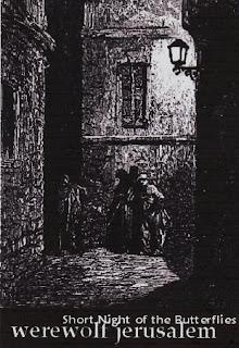 Werewolf Jerusalem Night Of The Werewolf