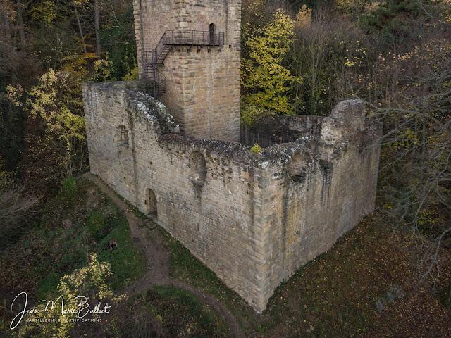 Château du Hagueneck (état 2017).
