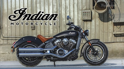 2016 Indian Scout Sixty Cruiser Motorcycle. 01
