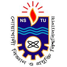 নোয়াখালী বিজ্ঞান ও প্রযুক্তি বিশ্ববিদ্যালয় - এ 'অধ্যাপক/সহযোগী অধ্যাপক' পদে নিয়োগ বিজ্ঞপ্তি।