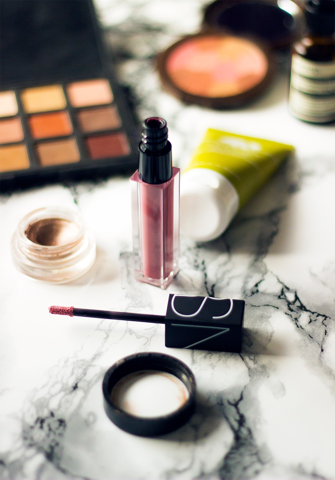Autumn Beauty Makeup and Skincare