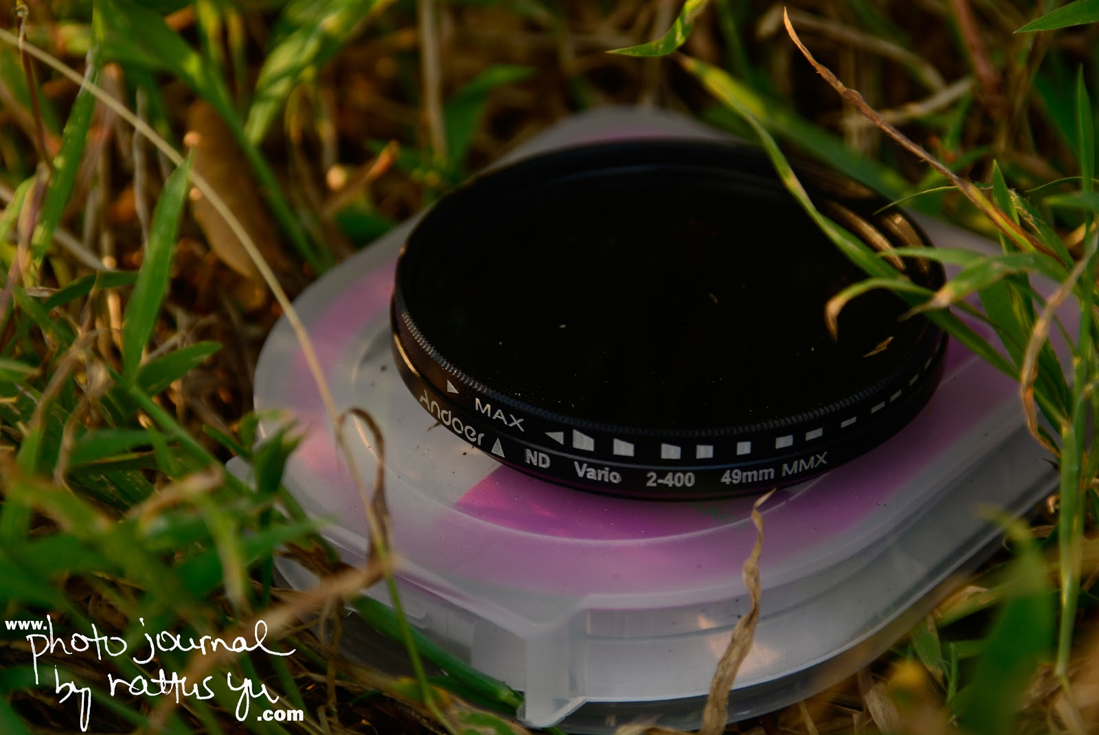 Andoer Variable ND Filter