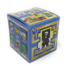 Minecraft Series 12 Mini Figures