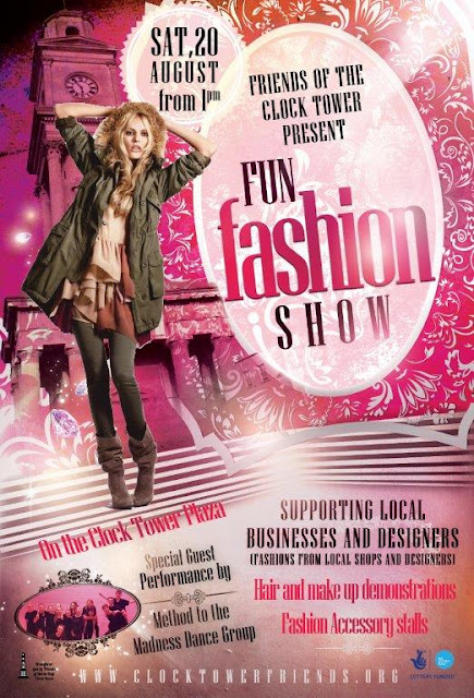 Herne Bay Fun Fashion Show
