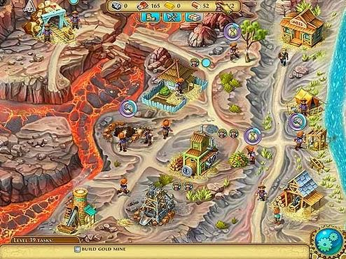california gold rush game online