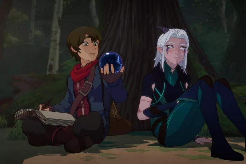 The Dragon Prince - Le Prince des Dragons