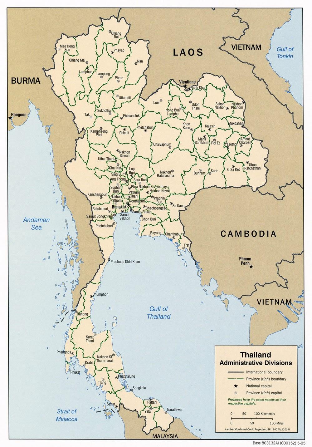 Tanah Genting Kra Terletak Di Negara : tanah, genting, terletak, negara, BerhaDIAH:, NEGARA, THAILAND