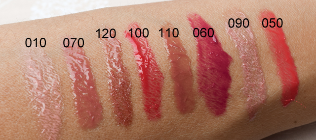 Shine Appeal Fluid Lipsticks alle Farben