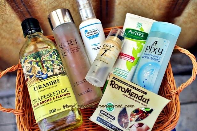 Racun Warna Warni Skincare Routine