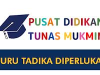 Jawatan Kosong di Pusat Didikan Tunas Mukmin - Guru Tadika & Fardhu Ain Diperlukan