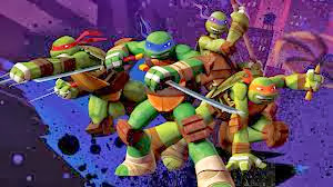 Teenage Munant Ninja Turtles Dark Horizons