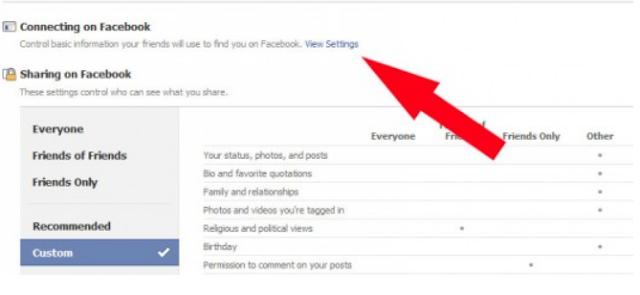 Cara Menyembunyikan Update Status Facebook dari Teman Khusus Di Facebook, Begini Caranya