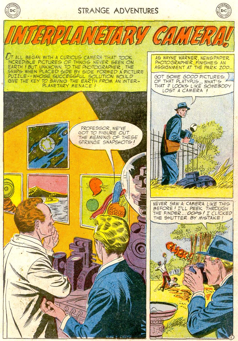 Strange Adventures (1950) issue 54 - Page 19