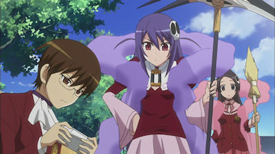Hanners Anime Blog The World God Only Knows Season 2 Episode 3