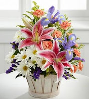 Wondrous Nature Bouquet at Brant Florist