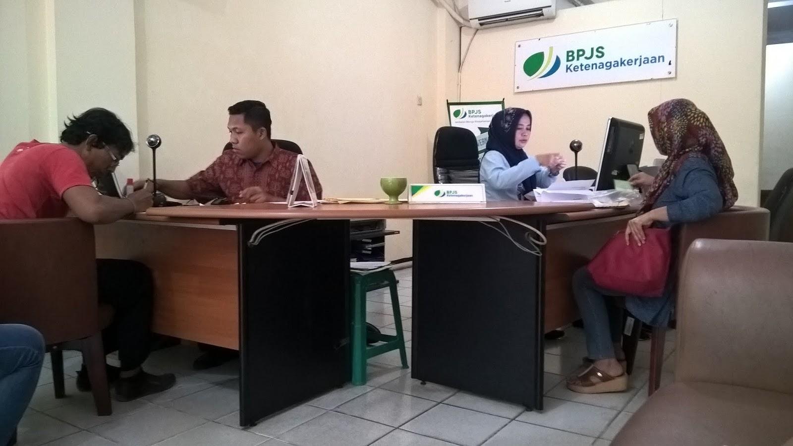 Kantor Bpjs Ketenagakerjaan Marunda Jakarta Utara Djangkaru Bumi