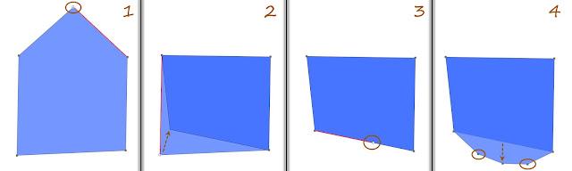 Punkte einfügen, verschieben und löschen in Silhouette Studio