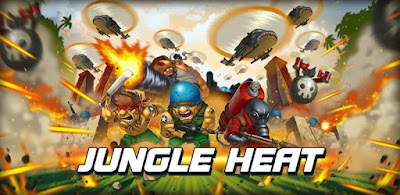 Jungle Heat: War of Clans Apk for Android