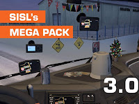 SiSL's Mega Pack v3.0 for ETS2