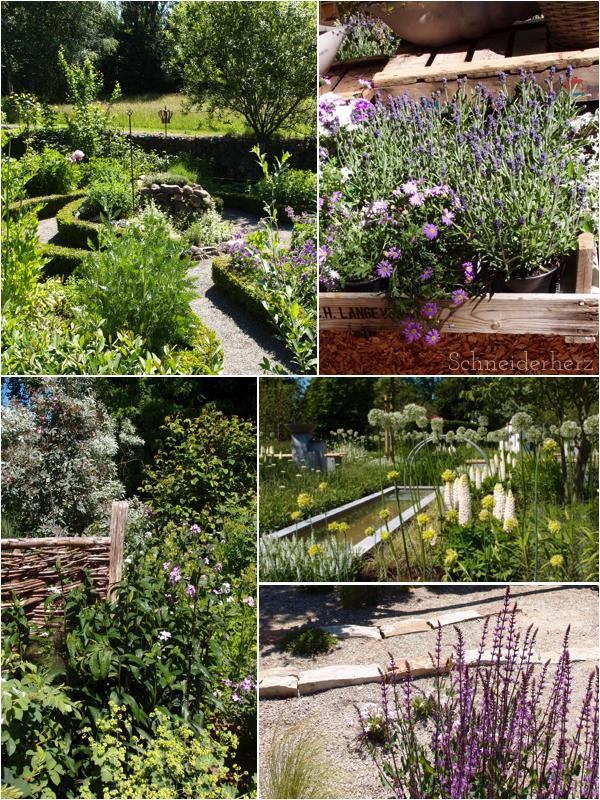 Park Garden Stockseehof Gärten