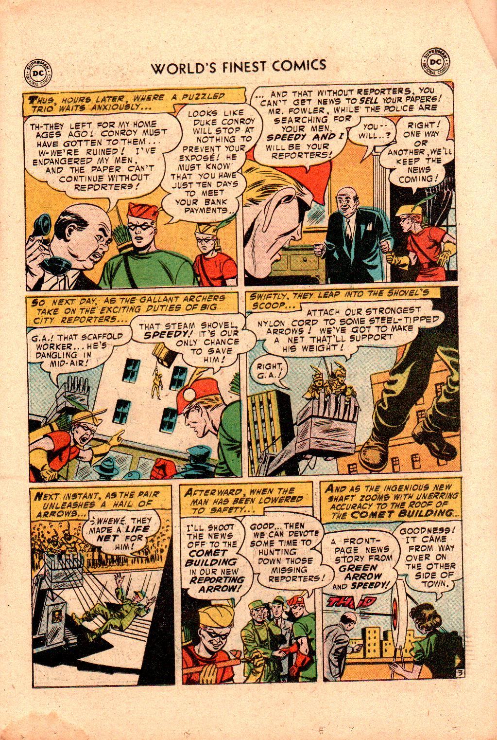 Read online World's Finest Comics comic -  Issue #78 - 19