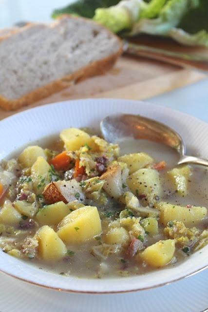 Winterliche Suppe