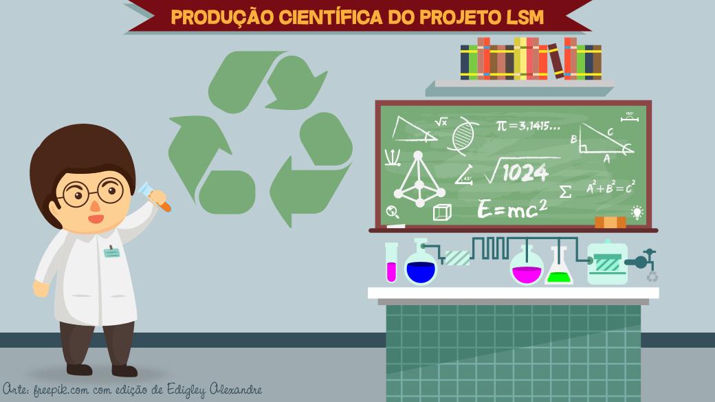Produção científica do projeto LSM