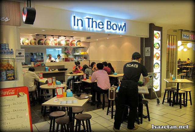In The Bowl IPC Shopping Centre