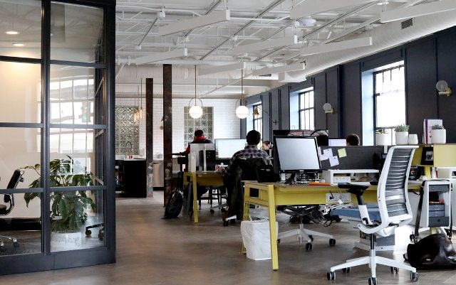 benefits of renting office space over buying offices