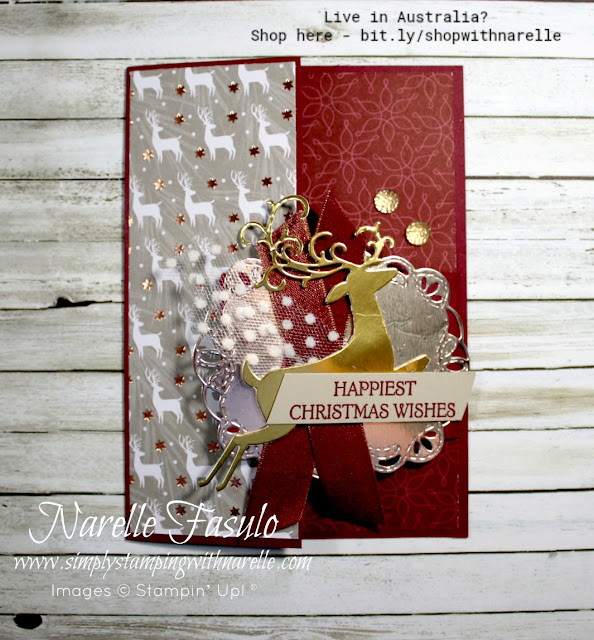 all the supplies you need to create stunning projects like this one, can be found here - http://bit.ly/shopwithnarelle