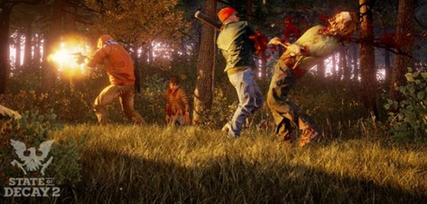 State of Decay E3 2016 Announcement Trailer