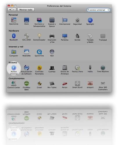 LVIII Apple y el Acceso Universal.