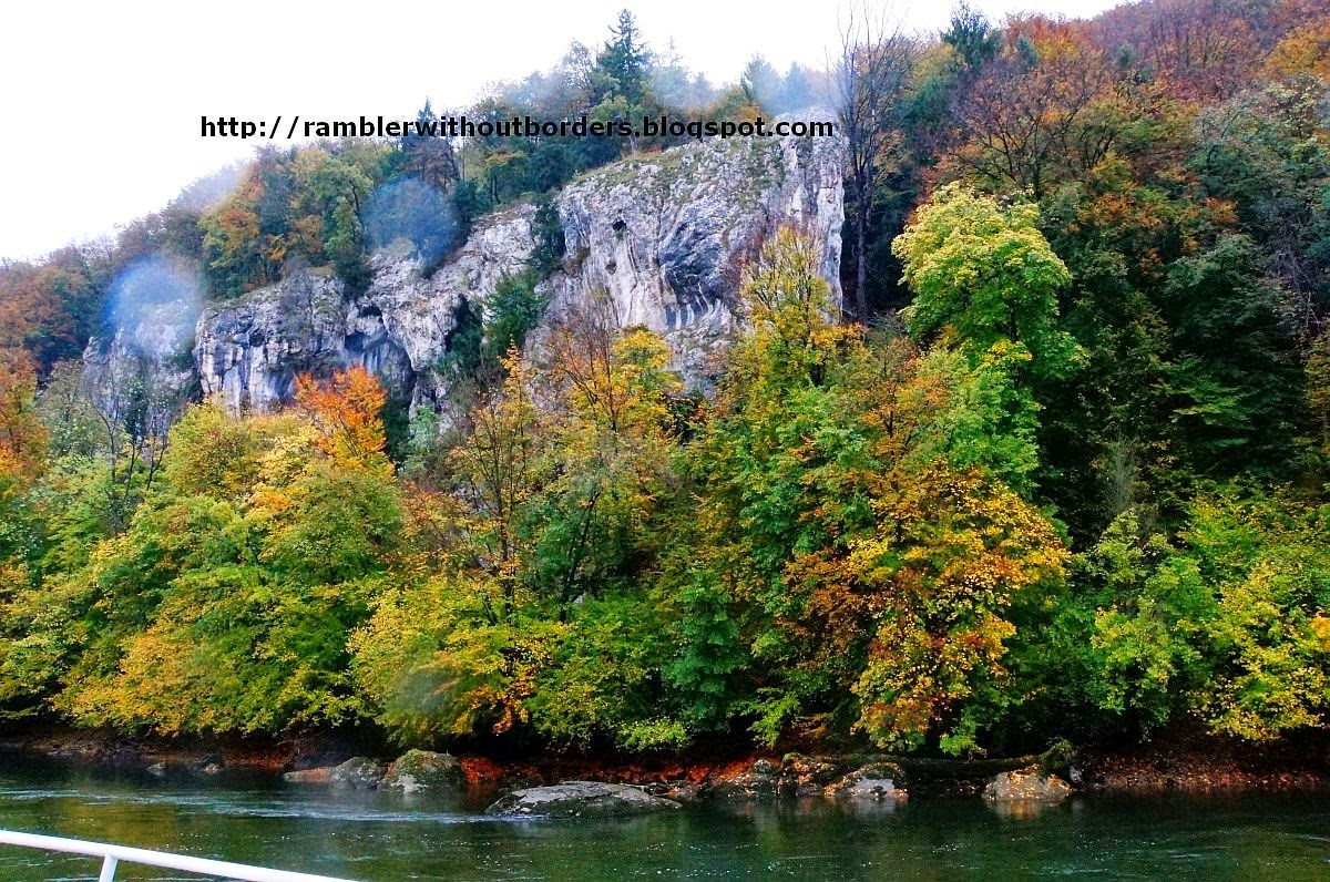 Danube Gorge, Germany