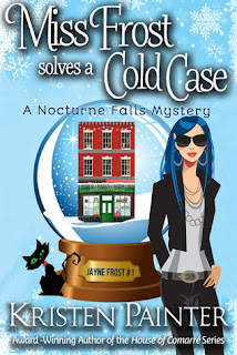 Miss Frost Solves a Cold Case by Kristen Painter