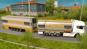 BDF Tandem Truck Pack v80