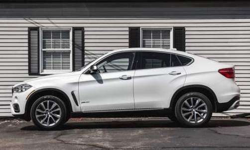 2017 Bmw X6 Redesign Release Date Price And Competition Cars
